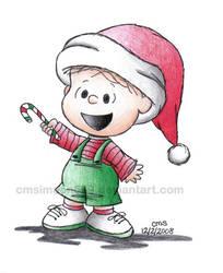Christmas Peanut