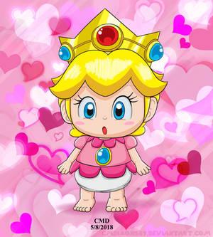Pink Heart Princess