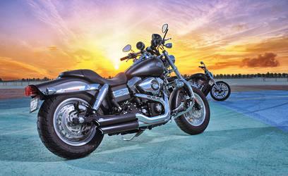 Harley Davidson by faiman