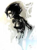 cyborg by WhoAmI01