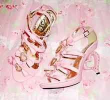 Princess Shoes by princessrindoll