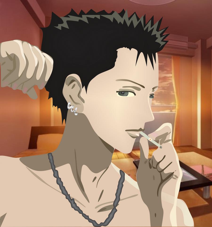 Ren (anime Nana) By Flicsotera On DeviantArt