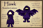 Hawk [Reference sheet]