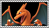 Charizard stamp by Kiddo-the-dragon