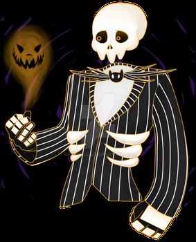Mystery Skulls Jack Skellington