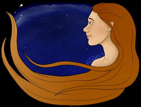 She Walks In Starlight