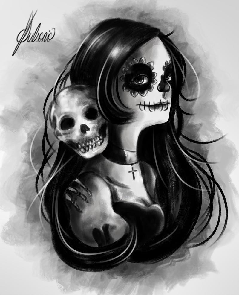 Dia de muertos by Dulsonio