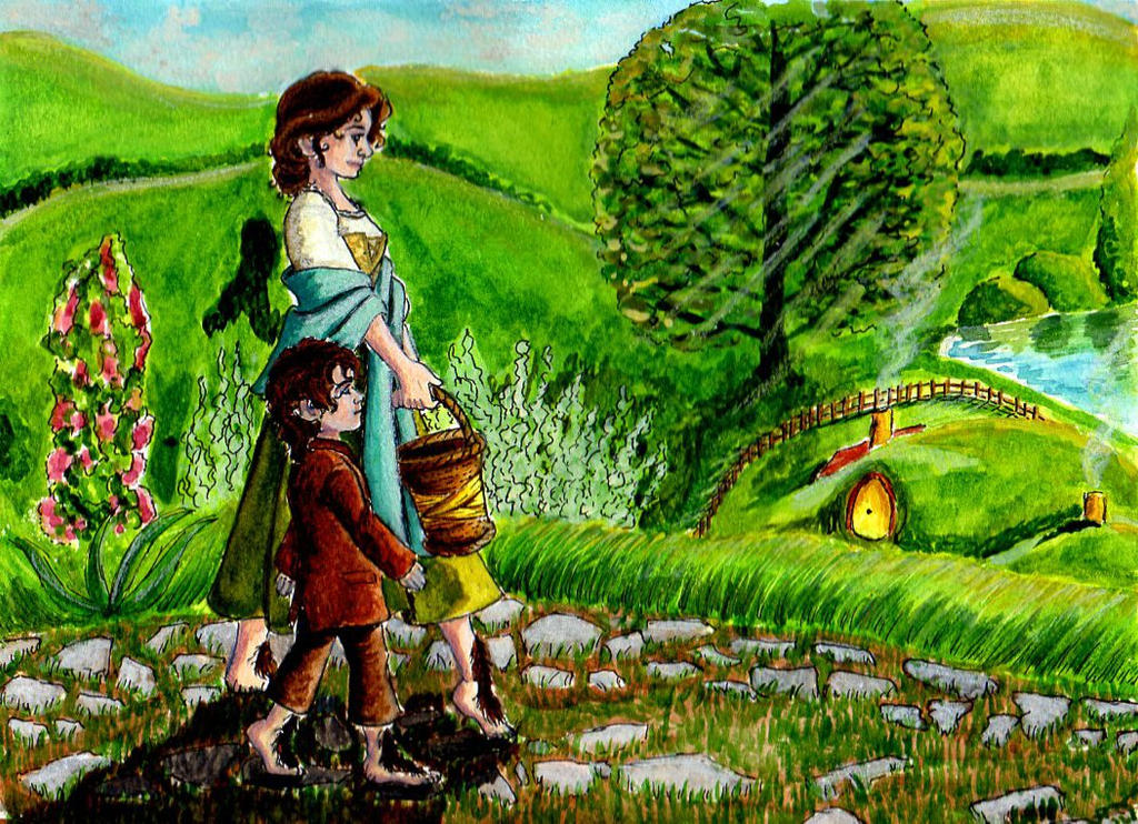 the hobbit chapter one summary Start studying the hobbit (chapters 1-6) learn vocabulary, terms, and more with flashcards, games, and other study tools.
