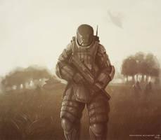 Cyber trooper 5 by ProxyGreen