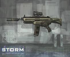 Storm 2 by ProxyGreen