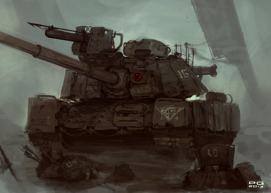 Knight by ProxyGreen