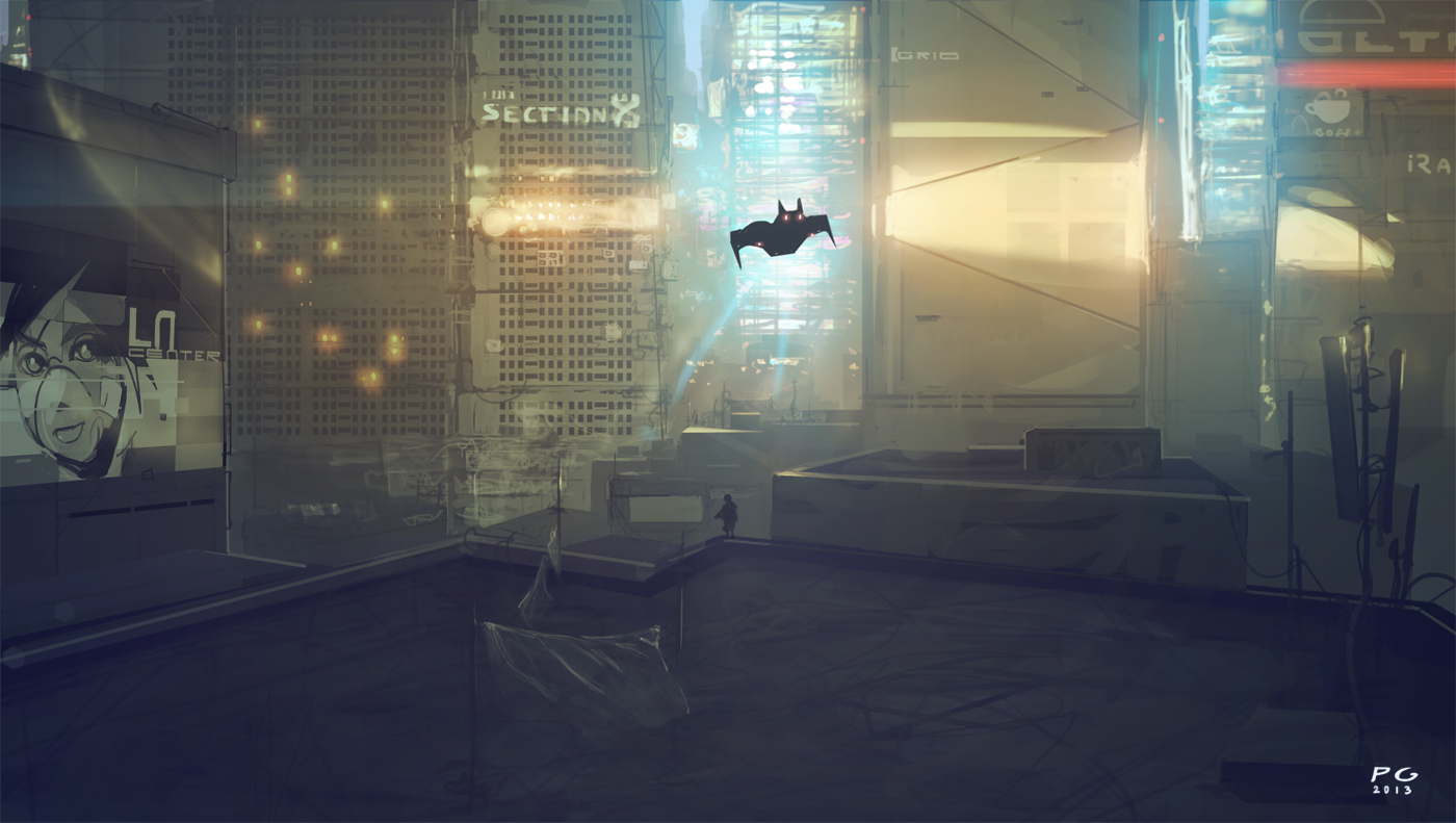 City by ProxyGreen