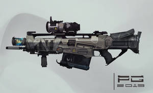 Phase rifle concept