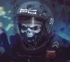 Speedpaint 18 by ProxyGreen