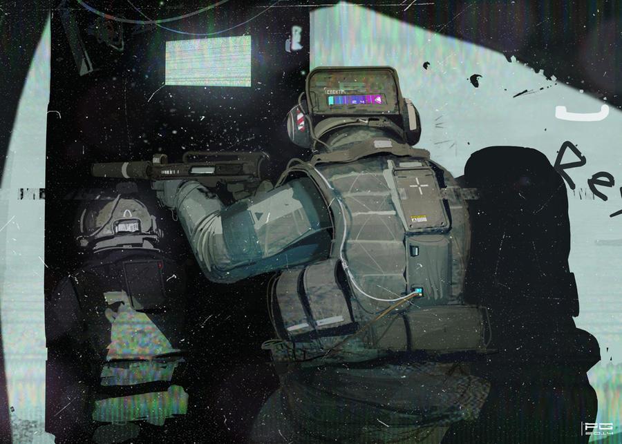 Spectrum by ProxyGreen