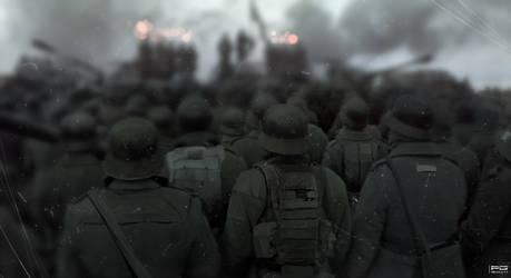 Enemy by ProxyGreen