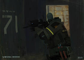 Robot FSB by ProxyGreen