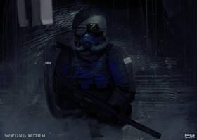 Agent FBI by ProxyGreen