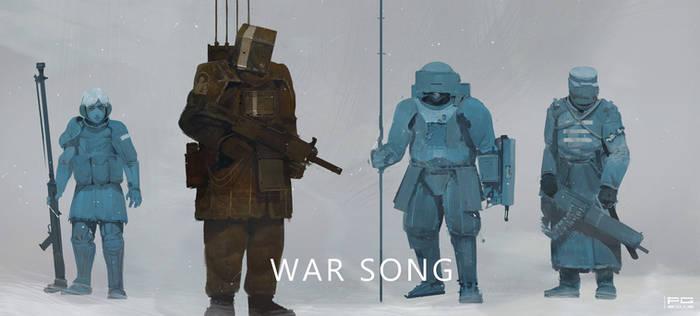 War Song - concepts I