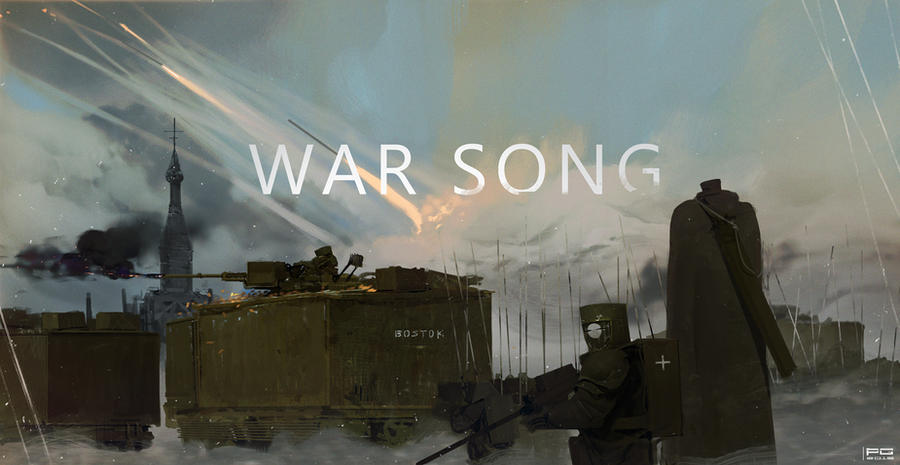 War Song - Coriolanus Army by ProxyGreen