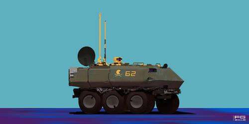 Command vehicle concept