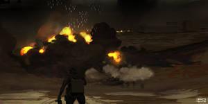 Air strike by ProxyGreen