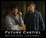 Future Castiel