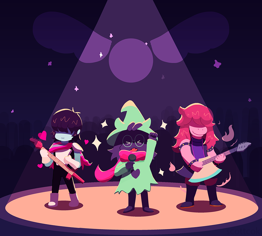 The Musical Gang by scottcok