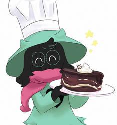 Chef Ralsei by scottcok