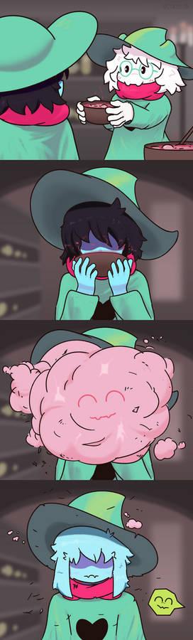 Fluffy Potion