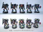 Space Wolves Assault Squad