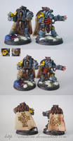 Space Wolves Wolf Guard I