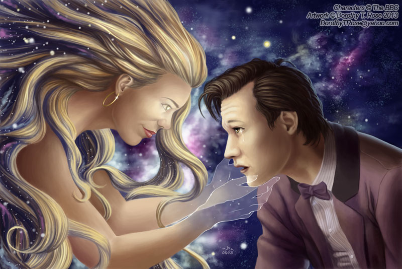 A Rose For The Doctor By Dorothy-T-Rose On DeviantArt