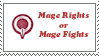 Mage Rights Stamp by Fleagirl125