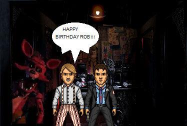 Happy Birthday Rob!!!! :D:D:D