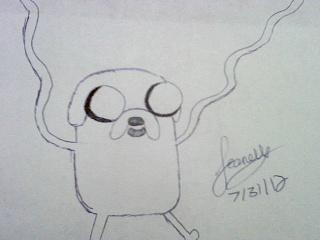 Jake by cookie--raider