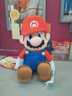 Mario by cookie--raider