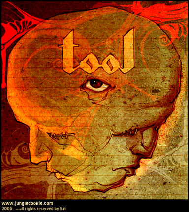 Tool cover by junglecookie on DeviantArt