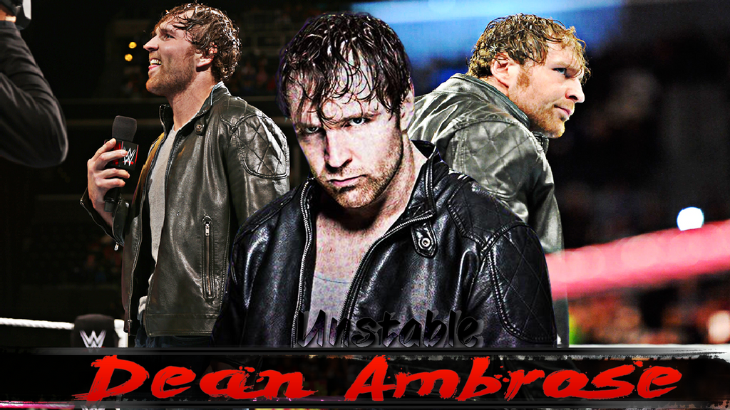 Dean Ambrose Wallpaper By MMR16