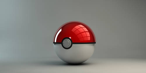 Pokeball! by The-Vheissu