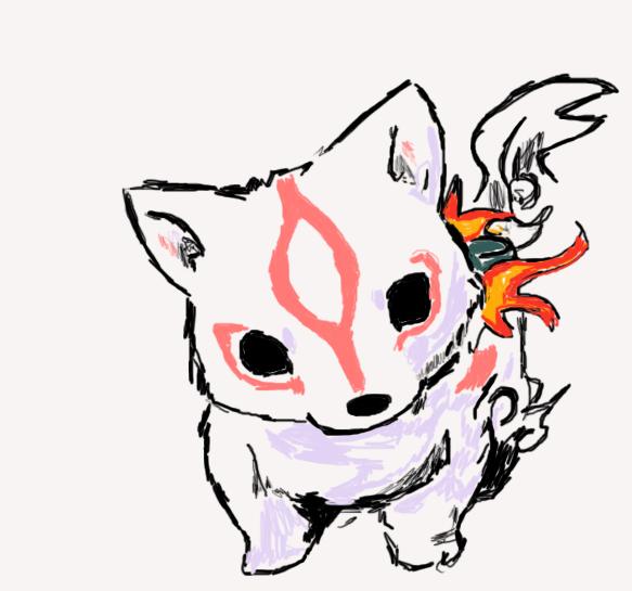 Cute Okami Chibi by Oh-Emmy on DeviantArt