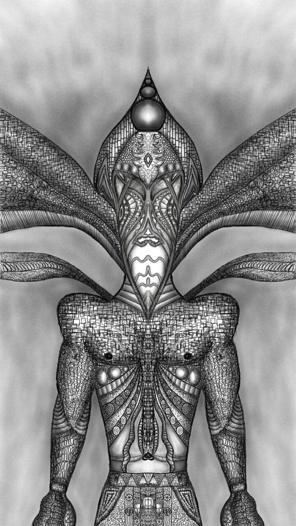 Mystic by chaayakar