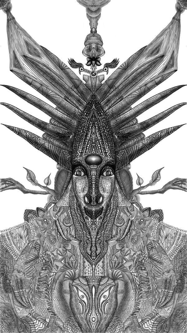 abstract  by chaayakar