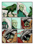 First Hero page 2