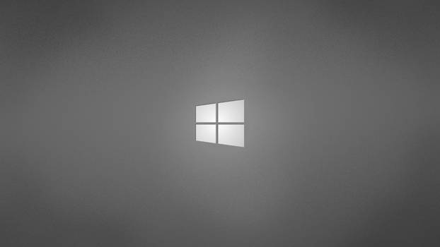Brushed Steel Windows 8 Wallpaper, White