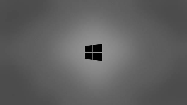 Brushed Steel Windows Logo (hi-res 2560 x 1440)