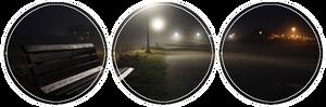 Street At Night Page Divider