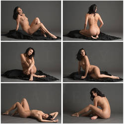 Gina Stock Pack - 417 Images - Preview 2 by Vandart-Stock