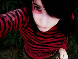 red black pink by GODDAMNGODDAMN