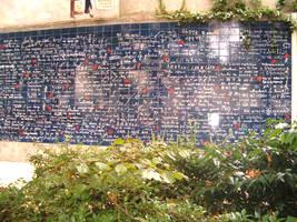wall by GODDAMNGODDAMN
